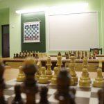 Chess class of primary school No. 17