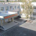 Novotroitsk gymnasium No. 1 was overhauled at the expense of the plant